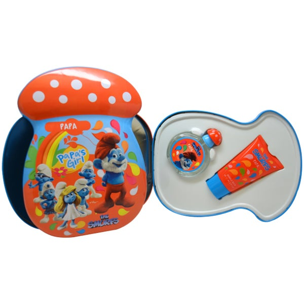 First American Brands The Smurfs Papa 2-piece Gift Set