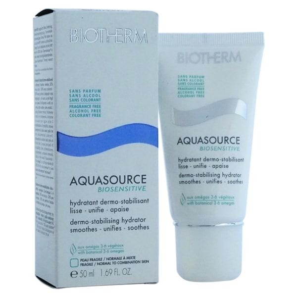 Biotherm Aquasource Biosensitive 1.69-ounce Dermo-Stabilising Hydrator