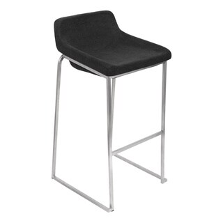 Stainless Steel Drop-in Barstool