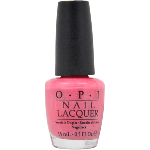 OPI Japanese Rose Garden Nail Polish
