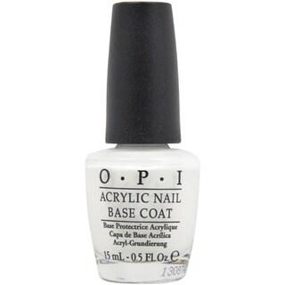 OPI NT T20 Acrylic Nail Base Coat Nail Polish | Overstock.com