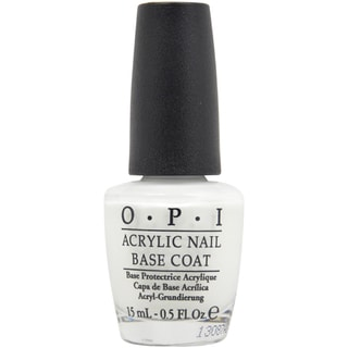 OPI NT T20 Acrylic Nail Base Coat Nail Polish