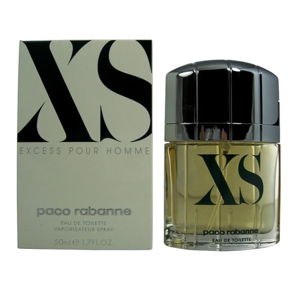 Paco Rabanne Paco Xs Men's 1.7-ounce Eau de Toilette Spray