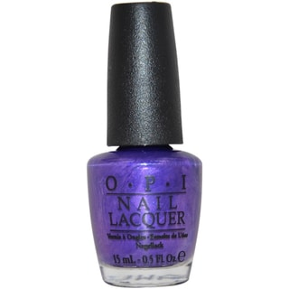 OPI Purple With A Purpose Nail Polish