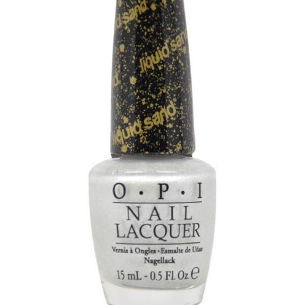 OPI Solitaire Nail Polish