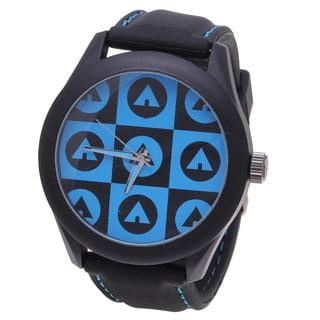 Airwalk Tween Blue/ Black Logo Chronograph Watch