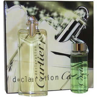 Cartier 'Declaration' Men's 2-piece Gift Set