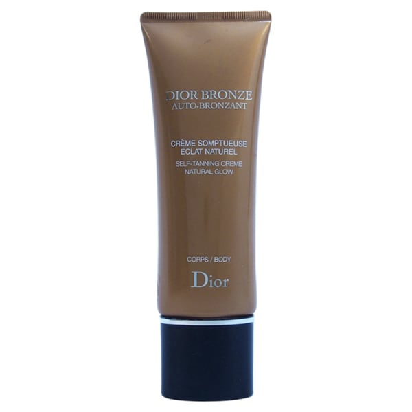 Christian Dior Dior Unisex Bronze Self Tanning Natural Glow For Body 4.3-ounce Cream (Tester)
