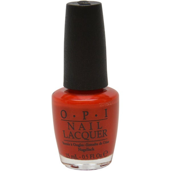 OPI # NL A16 The Thrill Of Brazil Nail Polish