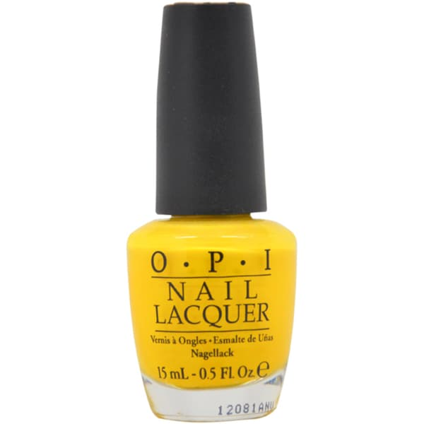 OPI # NL B46 Need Sunglasses Nail Polish