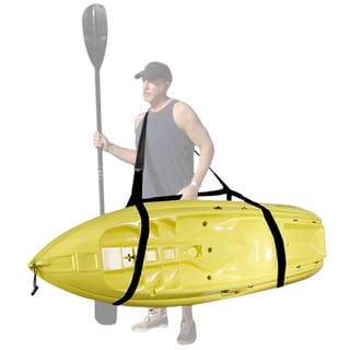 Lifetime Kayak Black Strap