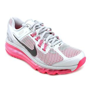 Nike Girl (Youth) 'Air Max 2013 (GS)' Mesh Athletic Shoe