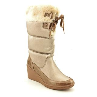 Anne Klein AK Women's 'Rigatoni' Synthetic Boots