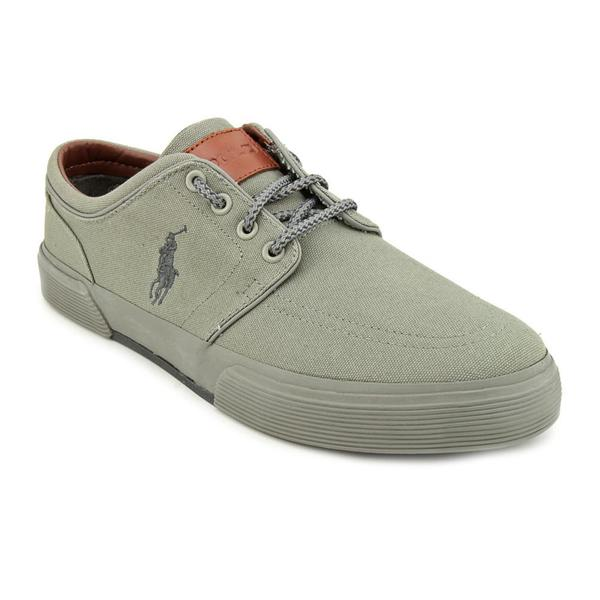 Polo Ralph Lauren Men's 'Faxon Low' Canvas Athletic Shoe