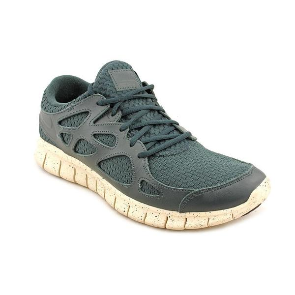 Nike Men's 'Free Run+ 2 Wvn' Basic Textile Athletic Shoe