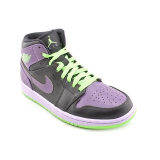 Jordan Men's 'Air Jordan 1 Retro' Leather Athletic Shoe