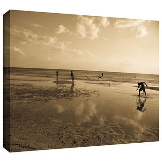 ArtWall Lindsey Janich '_0397 ' Gallery-Wrapped Canvas