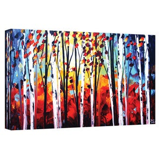 ArtWall Jolina Anthony 'Autumn' Gallery-Wrapped Canvas
