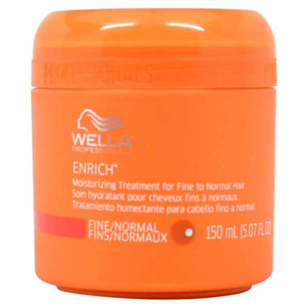 Wella Enrich Moisturizing 5.07-ounce Treatment for Fine to Normal Hair