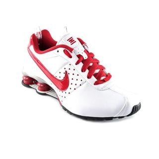 Nike Women's 'Shox Classic II' Leather Athletic Shoe