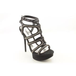 Bebe Women's 'Latasha' Leather Sandals (Size 7 )