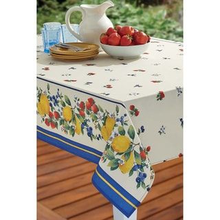 Limone di Italia Tablecloth (Multiple Sizes Available)