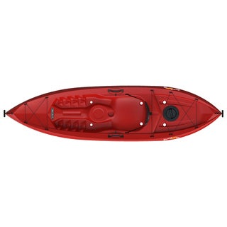 Lifetime Tamarack 120 Red Kayak