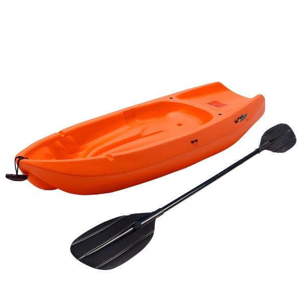 Lifetime Orange Wave Kayak