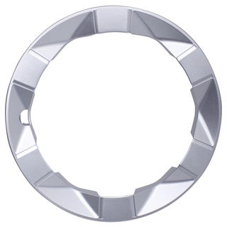 Oxgord Snap-on Toyota Prius 15-inch Beauty Outer Skins Wheel Trim Ring for Hub Cap