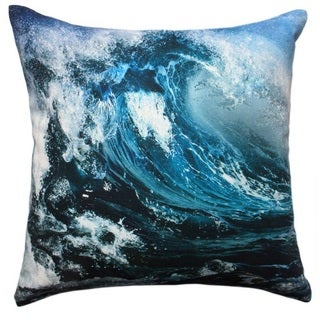 Jovi Home 18-inch Colossal Wave Decorative Throw Pillow