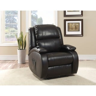 Shiatsu MSC005 Power Massage Recliner
