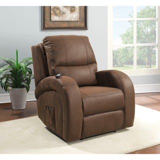 4-speed Shiatsu Power Massage Recliner MSC006