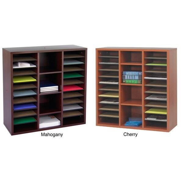 Aprs Modular Storage Literature Organizer