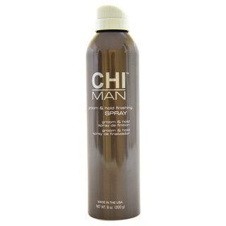 CHI Men's Groom and Hold Finishing 8-ounce Hair Spray