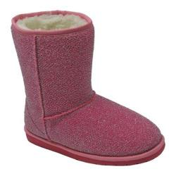 Women's Dawgs 9in Majestic Sparkle Boots Soft Pink