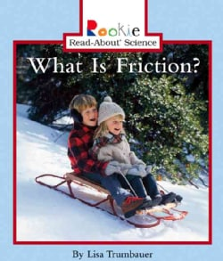 What Is Friction? (Paperback)