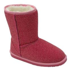 Girls' Dawgs Majestic Sparkle Boots Hot Pink