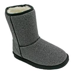 Girls' Dawgs Majestic Sparkle Boots Silver