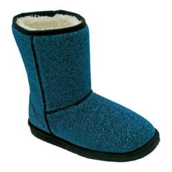 Girls' Dawgs Majestic Sparkle Boots Teal
