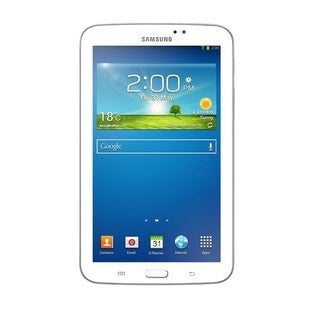 Samsung 7-inch 8 GB Galaxy 3 White Tablet