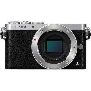 Panasonic Lumix DMC-GM1 Mirrorless Micro Four Thirds Digital Camera Silver Body