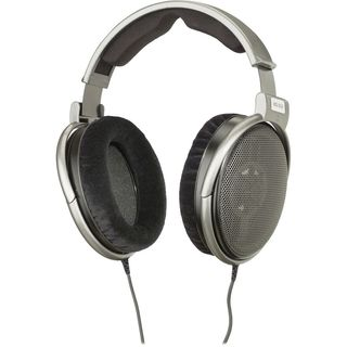 Sennheiser HD 650 Reference Class Headphones in Titan