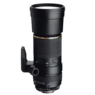 Tamron 200-500 mm f/5-6.3 SP AF Di LD (IF) AF Ultra Telephoto Zoom Lens for Nikon