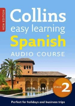 Spanish: Stage 2 Audio Course (CD-Audio)
