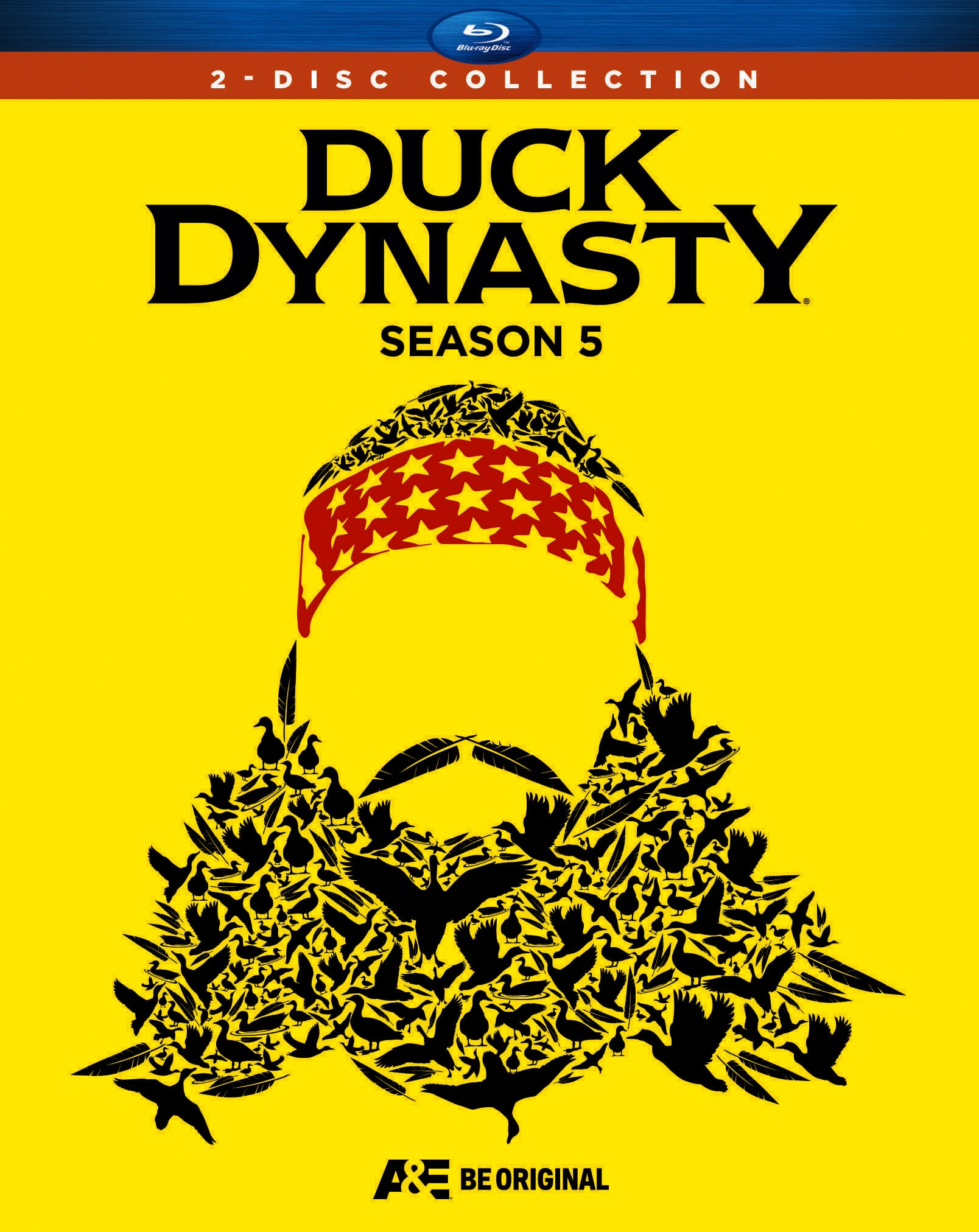 Duck Dynasty: Season 5 (Blu-ray Disc)