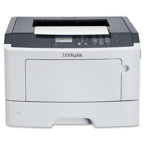 Lexmark MS410 MS415DN Laser Printer - Monochrome - 1200 x 1200 dpi Pr