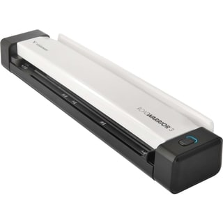 Visioneer RoadWarrior Sheetfed Scanner - 600 dpi Optical