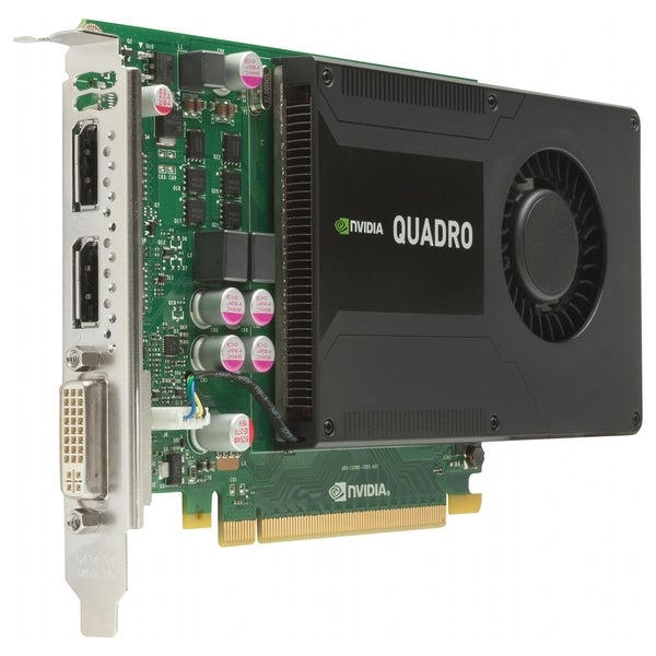 HP Quadro K2000 Graphic Card - PCI Express