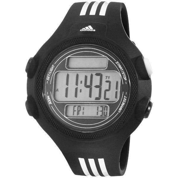 Adidas Men's Questra Black Digital Watch