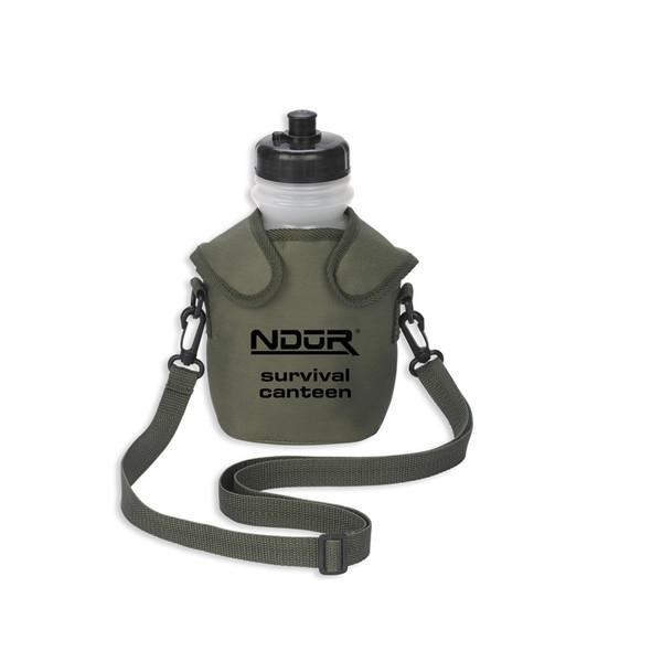 NDuR 46-ounce Advanced Filter Survival Canteen